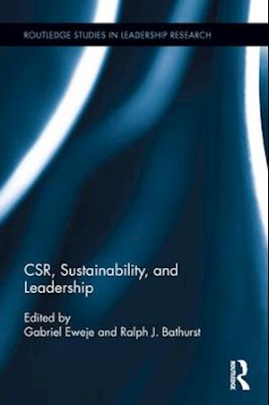 CSR, Sustainability, and Leadership