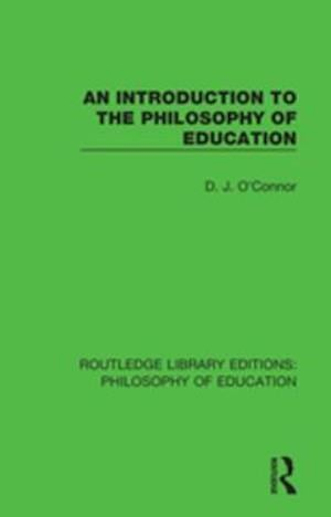 Introduction to the Philosophy of Education