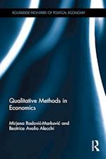 Qualitative Methods in Economics af Mirjana Radovic-Markovic, Beatrice Avolio Alecchi