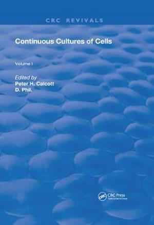 Continuous Cultures Of Cells