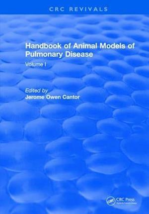 CRC Handbook of Animal Models of Pulmonary Disease