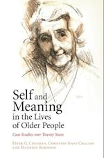 Self and Meaning in the Lives of Older People af Peter G. Coleman