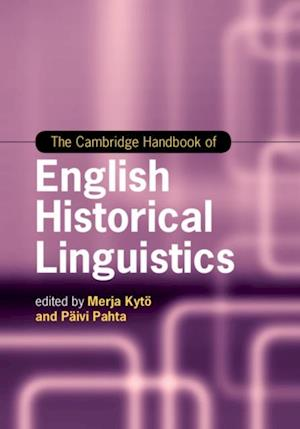 Cambridge Handbook of English Historical Linguistics