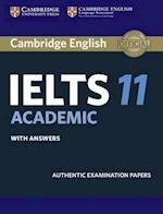 Cambridge IELTS 11 Academic Student's Book with Answers (Ielts Practice Tests)