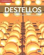 Destellos Intermediate Student's Book + Eleteca + Online Workbook (Destellos)