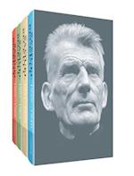 The Letters of Samuel Beckett 4 Volume Hardback Set (The Letters of Samuel Beckett)