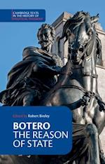 Botero: The Reason of State (Cambridge Texts in the History of Political Thought)