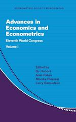 Advances in Economics and Econometrics: Volume 1 af Bo Honore
