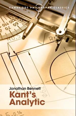Kant's Analytic af Jonathan Bennett
