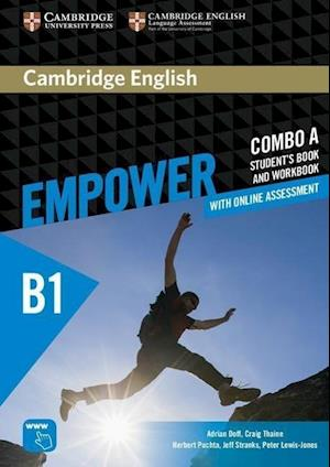 Cambridge English Empower Pre-intermediate Combo A with Online Assessment