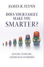 Does Your Family Make You Smarter? af James R. Flynn