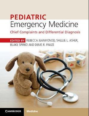 Bog, paperback Pediatric Emergency Medicine