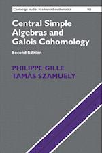 Central Simple Algebras and Galois Cohomology (CAMBRIDGE STUDIES IN ADVANCED MATHEMATICS, nr. 165)