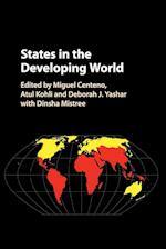 States in the Developing World af Miguel A. Centeno
