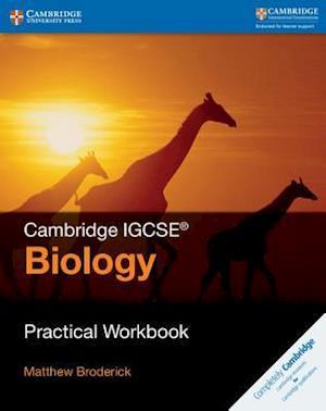 Cambridge IGCSE (TM) Biology Practical Workbook