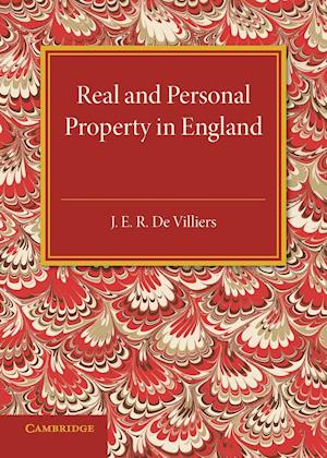 Real and Personal Property in England