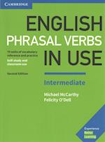 English Phrasal Verbs in Use Intermediate Book with Answers