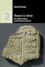 Homer in Stone