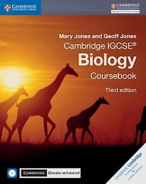 Cambridge IGCSE (R) Biology Coursebook with CD-ROM and Cambridge Elevate Enhanced Edition (2 Years)