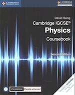 Cambridge IGCSE (R) Physics Coursebook with CD-ROM and Cambridge Elevate Enhanced Edition (2 Years) (Cambridge International IGCSE)