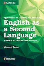 Approaches to Learning and Teaching English as a Second Language