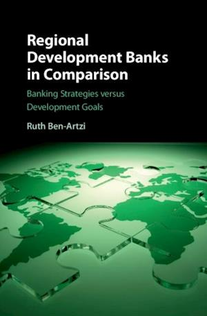 Regional Development Banks in Comparison af Ruth Ben-Artzi