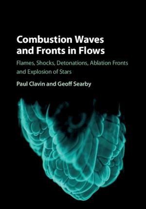 Combustion Waves and Fronts in Flows af Geoff Searby, Paul Clavin