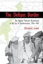 Defiant Border af Elisabeth Leake
