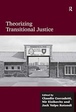 Theorizing Transitional Justice af Claudio Corradetti