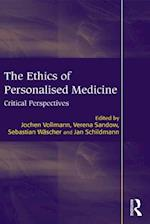 Ethics of Personalised Medicine