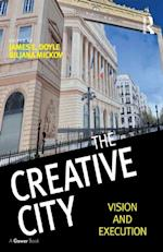 Creative City af Biljana Mickov