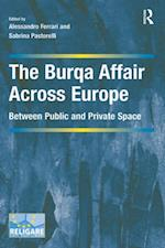 Burqa Affair Across Europe af Alessandro Ferrari