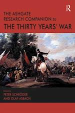 Ashgate Research Companion to the Thirty Years' War