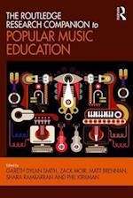 Routledge Research Companion to Popular Music Education