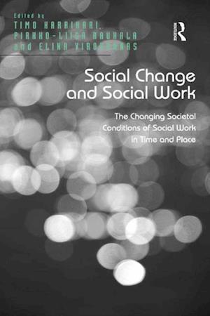 Social Change and Social Work