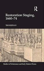 Restoration Staging, 1660-74 af Tim Keenan