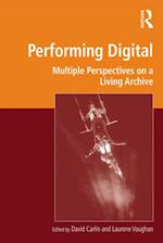 Performing Digital af Laurene Vaughan