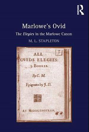 Marlowe's Ovid
