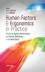 Human Factors and Ergonomics in Practice