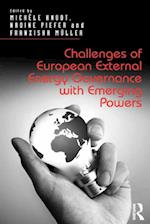 Challenges of European External Energy Governance with Emerging Powers af Michele Knodt