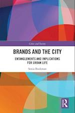 Brands and the City (Cities and Society)