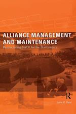 Alliance Management and Maintenance