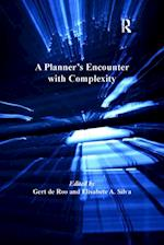 Planner's Encounter with Complexity af Elisabete A. Silva