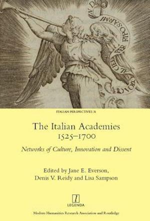 Italian Academies 1525-1700