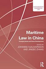 Maritime Law in China (Contemporary Commercial Law)
