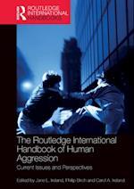 Routledge International Handbook of Human Aggression (Routledge International Handbooks)