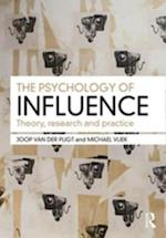 Psychology of Influence af Michael Vliek, Joop van der Pligt