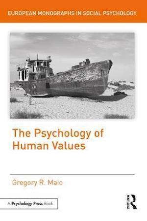 Psychology of Human Values af Gregory R Maio