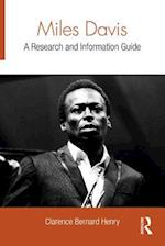 Miles Davis (Routledge Music Bibliographies)