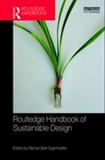 Routledge Handbook of Sustainable Design (Routledge International Handbooks)